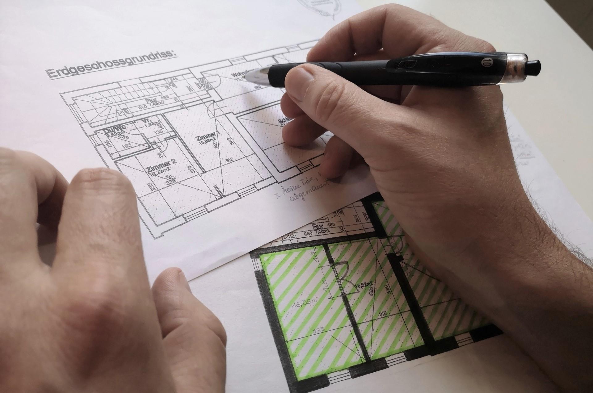 Renovierungsarbeiten – Checkliste und Kosten als Excel Tabelle
