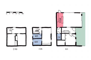 Einfamilienhaus Grundriss Inspiration London