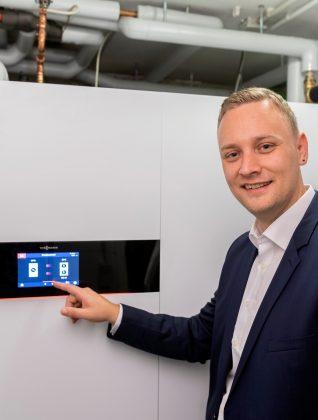 Brennstoffzellen-Experte Timo Meppiel